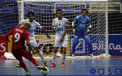 جام باشگاه های آسیا؛ قرعه تست دوپینگ این بار به نام نظری