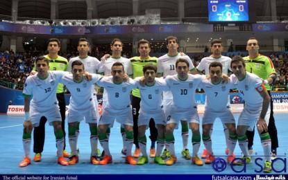 تورنمنت چهارجانبه تایلند؛ تساوی تیم ملی فوتسال ایران مقابل قزاقستان