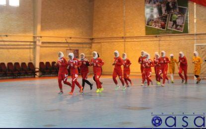 دعوت از بازیکنان و آغاز اردوی تدارکاتی تیم ملی فوتسال بانوان