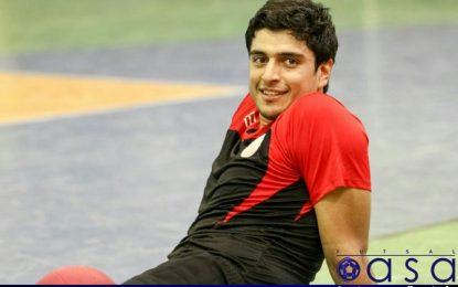 فوتسالای قدیم در خانه فوتسال/ دروازهبان بوشهری تیم ملی وقتی کلاس پنجم بود+عکس