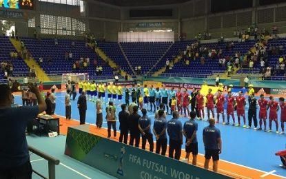 برزیل و اسپانیا حریفان تدارکاتی تیم ملی فوتسال