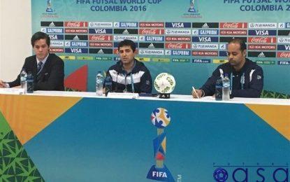 ناظم الشریعه: بازی برابر آذربایجان سخت تر از رقابت با مراکش است