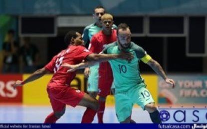 ویدئو/جام جهانی کلمبیا ۲۰۱۶؛خلاصه بازی دو تیم پرتغال و پاناما
