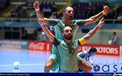 برتری پرتغال در یک بازی جذاب مقابل آذربایجان/ چهار تیم نهایی مشخص شدند