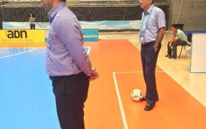 عباس ترابیان: بازی با تیم ملی فوتسال برزیل قطعی شده است/ مس ۲ بازی تدارکاتی در جاکارتا برگزار میکند