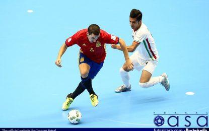دیدار دوستانه تیم ملی فوتسال ایران با میزبان جام جهانی