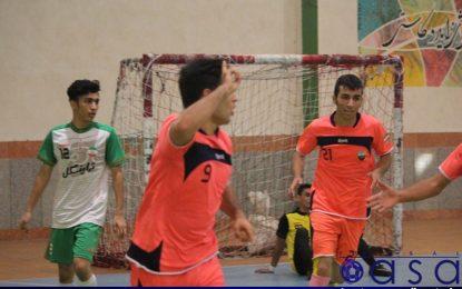 نتایج روز دوم لیگ دسته اول جوانان +نتایج و جداول گروه های چهارگانه