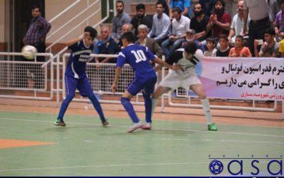نتایج روز اول لیگ برتر نوجوانان گروه یک + جدول و برنامه روز دوم