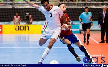 سرمربی اسپانیا: ایران، نشان داد چقدر خوب می تواند بازی کند