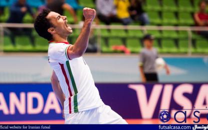 حسنزاده به عنوان بهترین بازیکن جام باشگاه های آسیا ۲۰۱۷ انتخاب شد