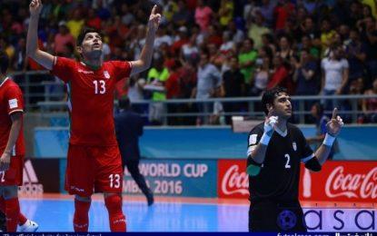 بزرگترین حسرت لژیونر فوتسال از دوره قبل جام جهانی