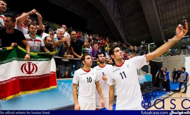 نتایج نظرسنجی از هواداران فوتسال/ مهران عالیقدر بهترین بازیکن سال ۹۵ فوتسال ایران