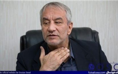 کفاشیان: خوشحالیم بازیکنان و مربیان ایرانی زیادی در باشگاههای آسیایی حضور دارند