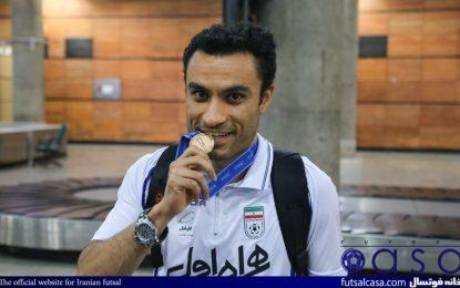 بدون شک تیم ملی فوتسال ایران پتانسیل قهرمانی در جهان دارد
