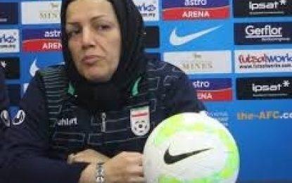 سلیمانی خبر داد: مذاکره فدراسیون فوتبال با ۴ کشور برای دیدار دوستانه با فوتسال بانوان