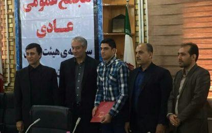 توهین رئیس هیات فوتبال استان بوشهر به علیرضا صمیمی در حضور کفاشیان