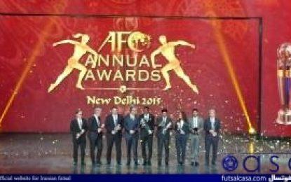 حذف عجیب ایران از مراسم برترینهای آسیا! /صرفهجویی بیموقع AFC علیه فوتبال ایران