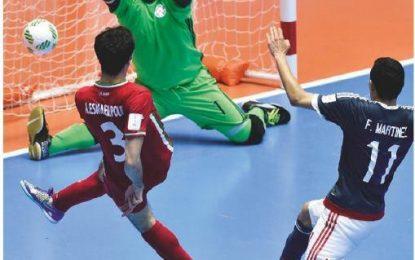 بازیهای دوستانه تیم ملی فوتسال در فروردینماه لغو شد