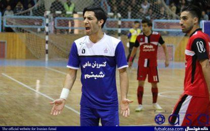 «سنگسفیدی» غایب احتمالی فینال لیگ برتر