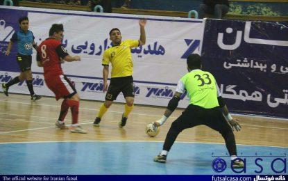 گزارش تصویری دیدار یاسین پیشرو و حفاری خوزستان