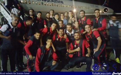 نتایج نظرسنجی از هواداران فوتسال/ گیتی پسند اصفهان بهترین تیم سال ۹۵ فوتسال ایران