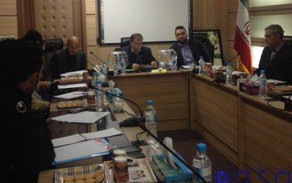 برگزاری جلسه قرعه کشی مسابقات لیگ دسته دوم فوتسال