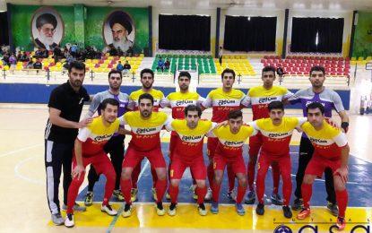 نتایج نظرسنجی از هواداران فوتسال/ سن ایچ ساوه بهترین تیم سال ۹۶ فوتسال ایران