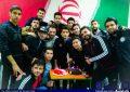 تمرین شاداب پارسیانی ها با برگزاری جشن تولد + عکس