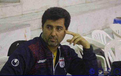 نتایج نظرسنجی از هواداران فوتسال/ سیدمحمد ناظم الشریعه بهترین مربی سال ۹۵ فوتسال ایران