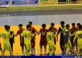درخواست لبنان برای بازی با تیم فوتسال امید ایران