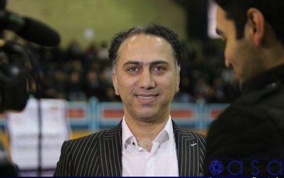 مدیر عامل باشگاه آتلیه طهران قم: قصد خروج امتیاز نماینده فوتسال قم از استان را ندارم/ قلی زاده: به همه نشان دادیم که همه چیز پول نیست