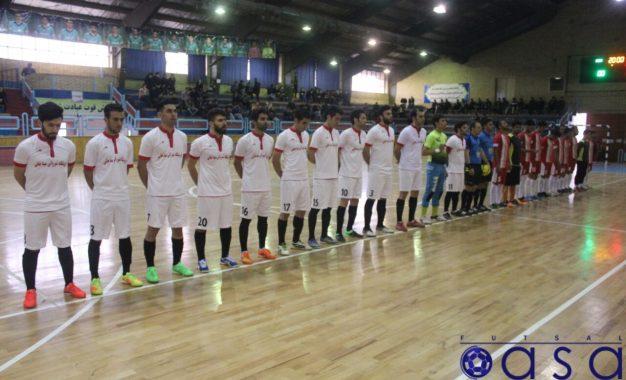 نتایج نظرسنجی از هواداران فوتسال/ محسن بخشی بهترین بازیکن مرحله گروهی دسته اول