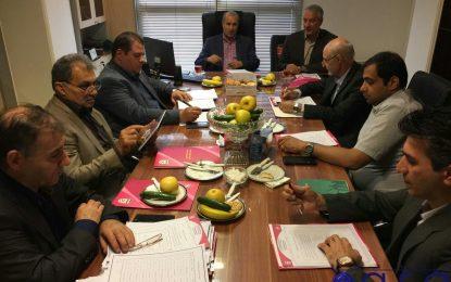 تصمیمات جلسه امروز هیئت رئیسه؛ کلیه تیمهای فوتسال باید تأییدیه ماده ۵ داشته باشند