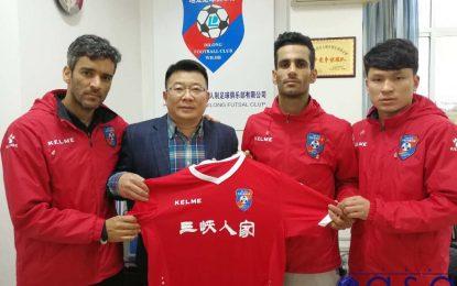پس از انجام نخستین مسابقه با ووهان چین؛ منتظمی : ارزویم حضور در تیم ملی است