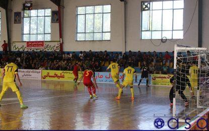 نتایج روز دوم مرحله نهایی لیگ دسته دو گروه یک؛پیروزی شهروند نوین و دزفول/تساوی کرمانشاه و سقز + جدول و برنامه روز سوم