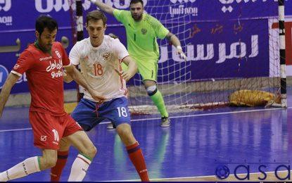 احتمال سفر تیم ملی فوتسال ایران به اسلوونی