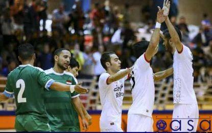بعد از رد درخواست ایران؛ تیم فوتسال زیر ۲۰ سال عراق با لبنان بازی می کند