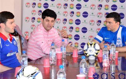 مربی ایرانی با قویترین تیم فوتسال تاجیکستان قرارداد همکاری امضا کرد