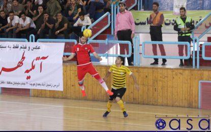 نتایج هفته ششم گروه ب لیگ دسته اول؛؛ ماهشهر پیروز دیدار جنجالی/ شهرداری برد تا مدعی شود