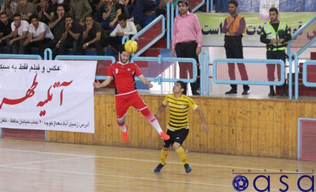 نتایج هفته پنجم گروه الف لیگ دسته اول ؛ ماهشهر پیروز دیدار جنجالی/ شهرداری برد تا مدعی شود