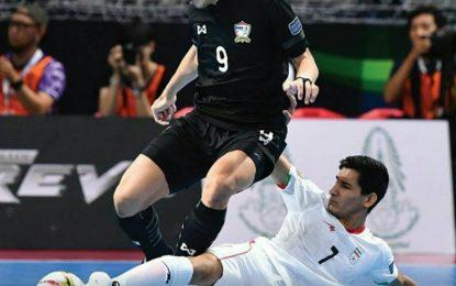 ویدئو/ از مرحله نیمه نهایی جام ملت های زیر بیست سال آسیا؛ گل های دیدار ایران و تایلند