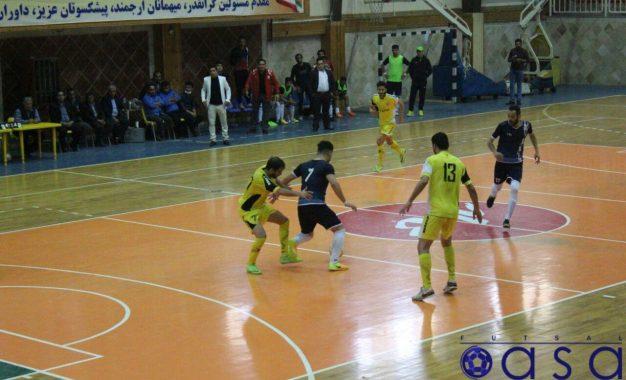 مدافعان علی اباد کتول قهرمان لیگ دسته سوم بزرگسالان شد + تیمهای صعود کرده به لیگ دسته دوم
