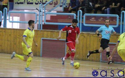 نتایج هفته ششم گروه ب لیگ دسته اول؛ تاج الدین یک تنه سقز را شکست داد / بازگشت اهورا به صدر با پیروزی پرگل