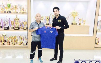 مربی جوان ایرانی در تیمهای پایه شنژن چی / عقد قرارداد مسعود جهانشاهی با باشگاه چینی