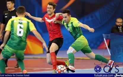 ویدئو/خلاصه بازی دو تیم گیتی پسند و بانک بیروت