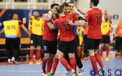 گیتی پسند به جمع چهار تیم برتر رسید/ بیروت درگیر قدرت گیتی پسند!