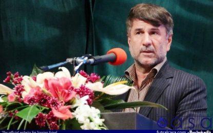 غیبت عجیب یک عضو هیات رئیسه سازمان لیگ فوتسال