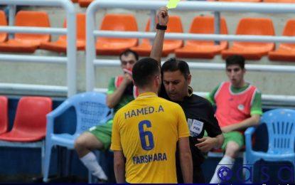 قضاوت داوران ایرانی در مرحله نیمه نهایی مقدماتی جام ملت های آسیا