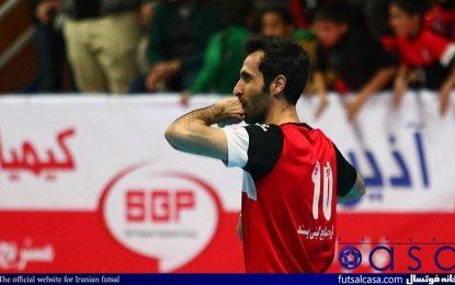 اسماعیل پور: قانون منع بازی فوتسالیستها در لیگ ایران باید زودتر اطلاع داده میشد