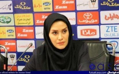 بانوی ایرانی دیدار فینال را قضاوت میکند